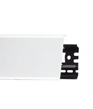 Плинтус Arbiton Indo 01 Белый блеск