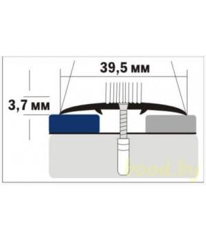 Порог A5 анодированный 135 см.