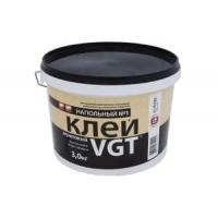 Клей для напольных покрытий №1 «Эконом» ,VGT(ВГТ), 3кг