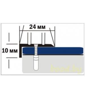 Порог угловой Д1 анодированный 135 см.